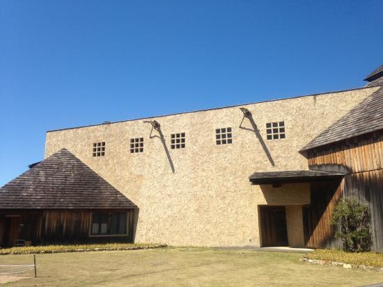 Hamamatsu Akino Fuku Museum : 異空間を演奏する建物