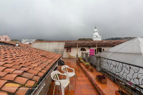 Terraza Vista Panoramica Del Centro Historico Picture Of