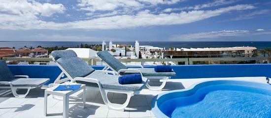 Mediterranean Palace Hotel Tenerife Playa De Las Americas