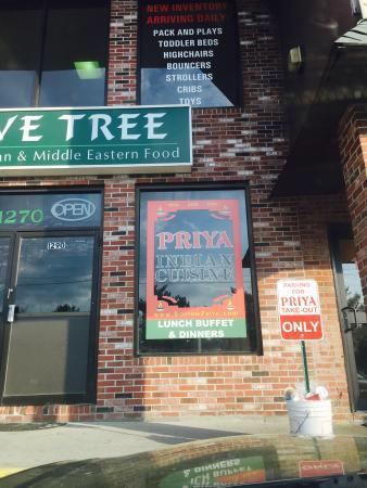 Priya Indian Restaurant Lowell Ma