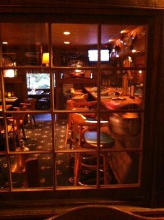 The Whitman House: Bar