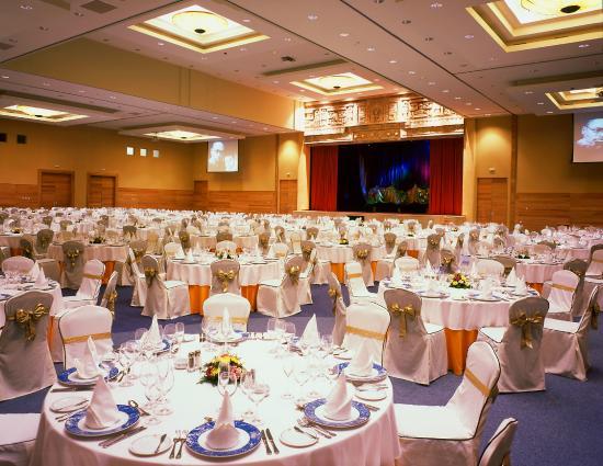 Iberostar Paraiso Lindo: Banquets