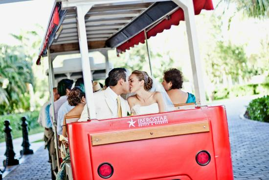 Iberostar Paraiso Lindo: Wedding