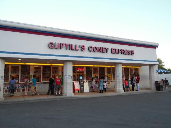 Guptill's Coney Express: Great place for ice cream
