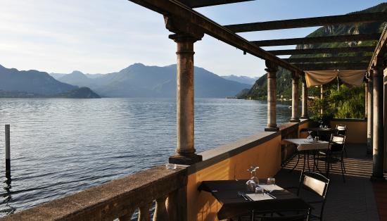 Favolosa terrazza sul lago con vista mozzafiato. - Picture of ...