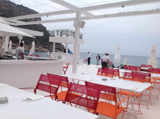 Tangerine Beach Club On A Cloudy Day Picture Of Maxx Royal Kemer Resort Kemer Tripadvisor