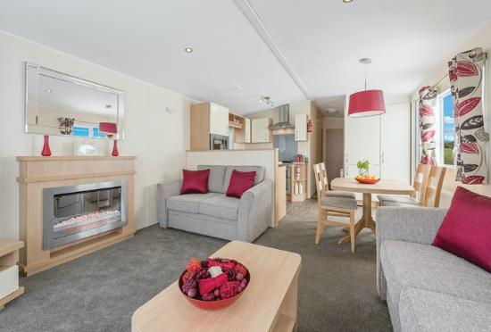 Blairgowrie Holiday Park: Holiday Home