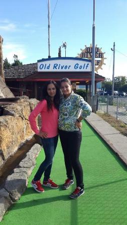 *Old River Mini Golf