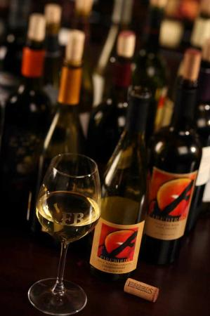 Firebirds Wood Fired Grill : Firebirds Private Label Wines