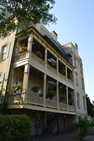 The Gastonian - A Boutique Inn: Balconies