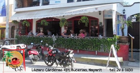 RIVIERA CAFE BUCERIAS