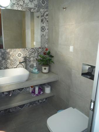 Villa Plori : Our new bathroom!