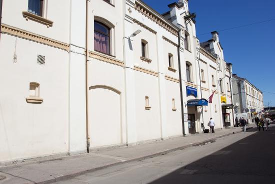 Hotel Westa: Hotel exterior