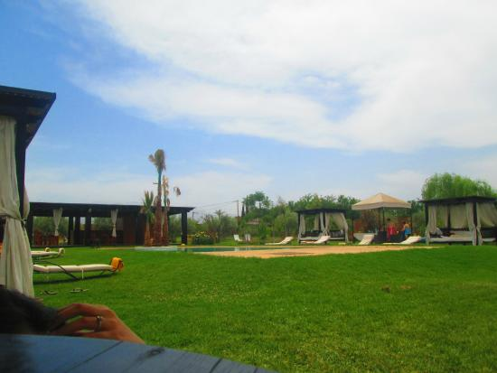 Al Riad Inou: Pool
