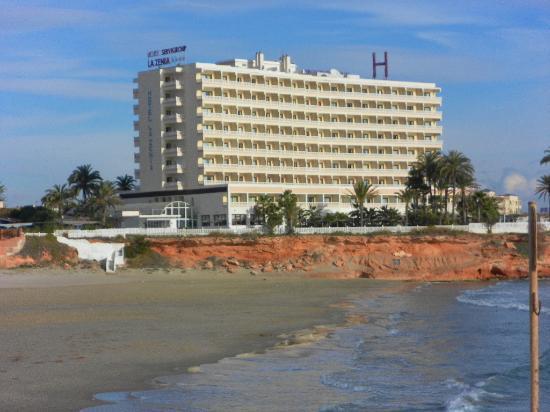 Servigroup La Zenia Hotel Right On The Beach