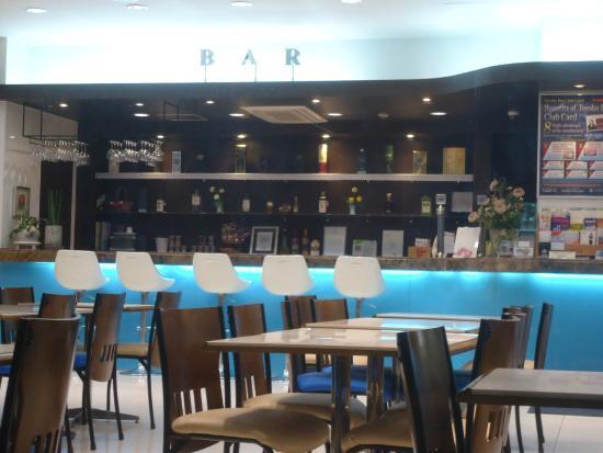 Toyoko Inn Busan Haeundae: バー