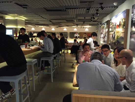 Viet Kitchen, central Hong Kong