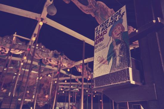 San Diego Miniature Railroad & Carousel: Balboa Park Carousel, San Diego, CA - USA / photo credit: Maxime Bocken www.maximebocken.com