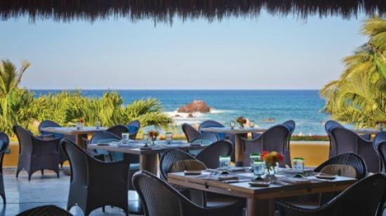 Ketsi Restaurant At The Four Seasons Resort Punta Mita