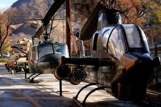 Fort Douglas Military Museum