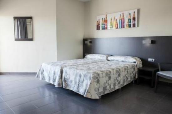 Valhotel Rtl El Puig: Habitaciones dobles, triples y cuadruples