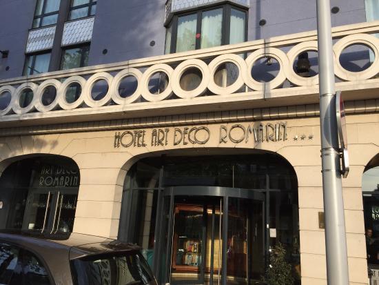 Foto van hotel art deco euralille la madeleine tripadvisor - Deco kamer stijl engels ...