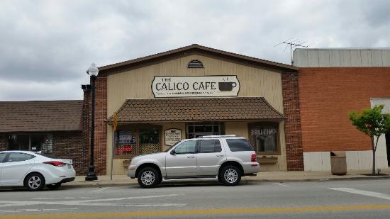 Calico Cafe & Necessities for the Nest