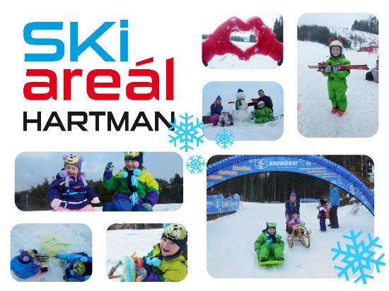 Ski Areal HARTMAN