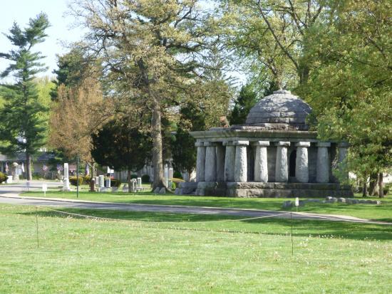 Oak Ridge Cemetery照片
