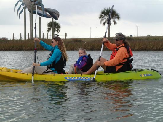 Rockport Kayak Guide Services