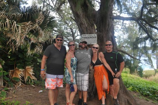 Paia, Hawái: The Road to Hana with Billy