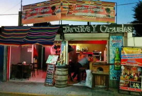 Jarritos y Cazuelas
