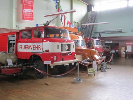Internationales Feuerwehrmuseum Schwerin (IFM-Schwerin)