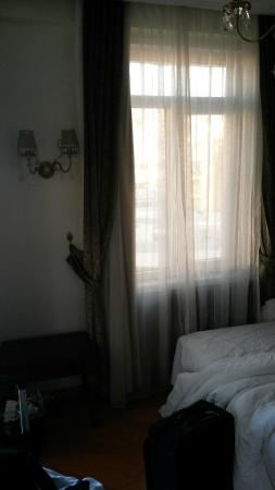 โรงแรมอิเพ็คปาลาส: # 406