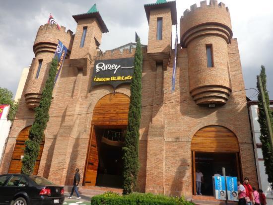Museo Ripley's Ciudad de Mexico