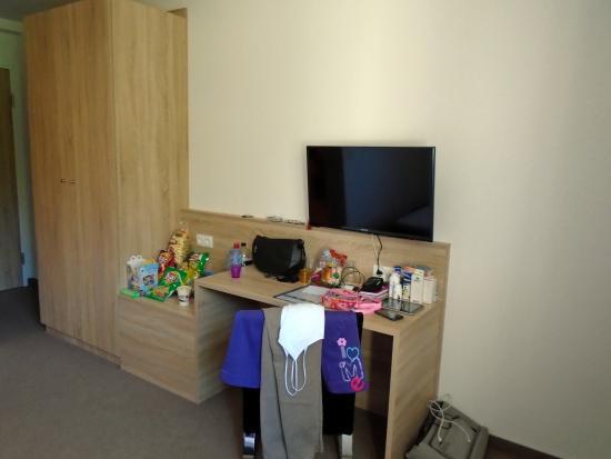 Springer Schlössl Hotel: Part of the room