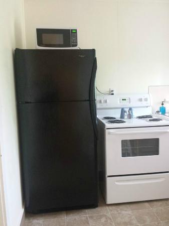 Ocean Terrace Condominium Suites: kitchen