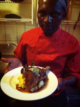 Mahoi's: Famous Lamb Shank