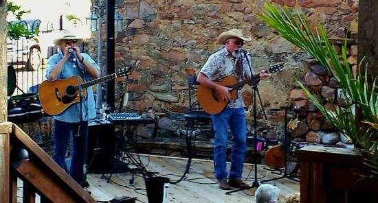 Badu House Wine Bar & Accommodations: Texas Music Thursdays with Jameson and Blakely