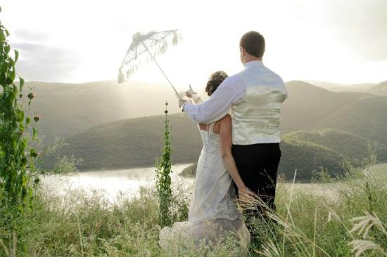 Jozini Tiger Lodge and Spa: Looking for romance. Weddings are our speciality