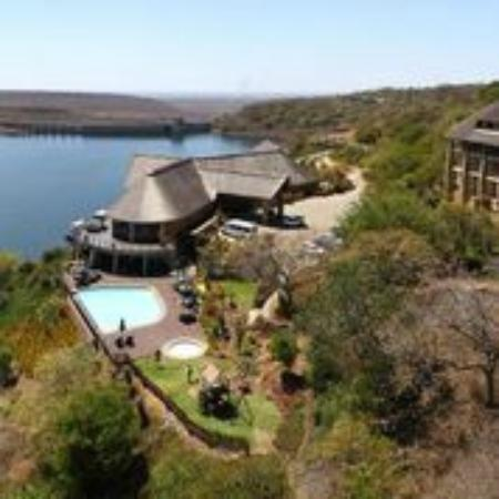 Jozini, South Africa: Fantastic setting