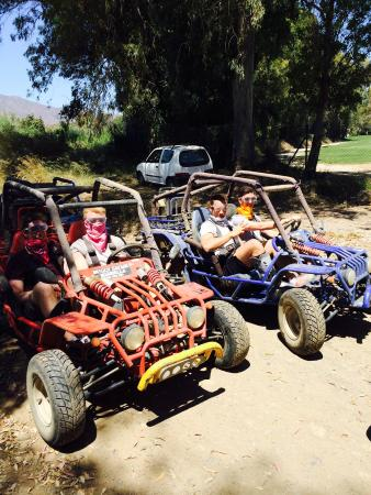 Buggy Safari Marbella Photo