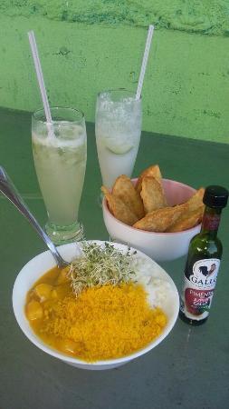 Photo of New American Restaurant Bar do Alto at Rua Sao Jorge, Casa 4, Rio de Janeiro 22010, Brazil