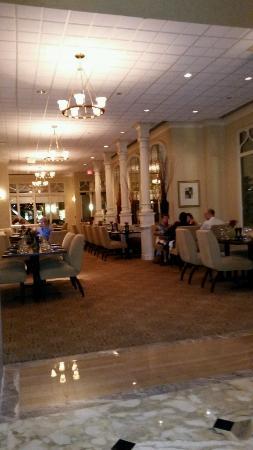 Juniper: Inside view of restaurant