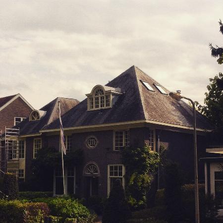 "Deventer Bed & Breakfast Huize ""De Worp"": The guesthouse"