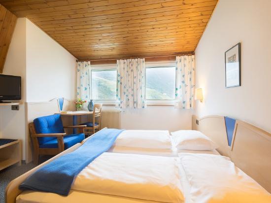 Hotel Rentschnerhof : Einzelzimmer / Mansarde
