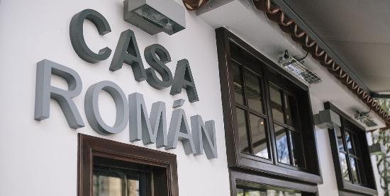 Casa Roman : Restaurante Casa Román Pontevedra