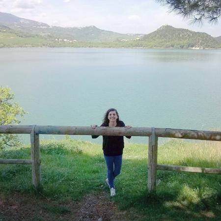 Casoli, Italy: Lago Sant'Angelo