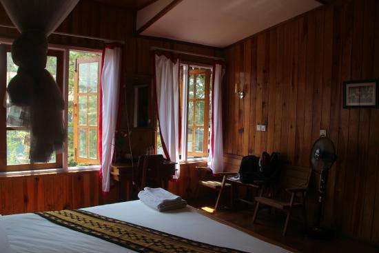 Golden Empress Hotel : Chambre supérieure n° 105