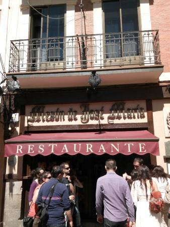 Casa de jos mar a fotograf a de restaurante jose mar a segovia tripadvisor - Restaurante casa maria ...